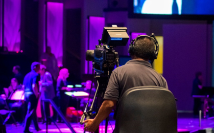 HITACHI Z-HD5000 Cameras Enhance Live Streaming and IMAG for Central Community Church