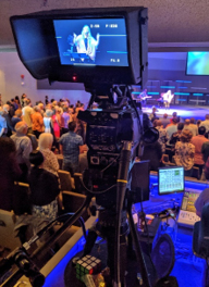 Hope City Church Expands to New Campus with Z-HD5500 cameras