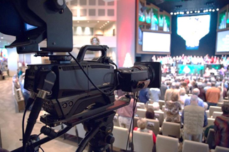 HITACHI Z-HD6000 and DK-H200 Cameras Deliver Exceptional Quality and Features for First Baptist Church in Texarcana