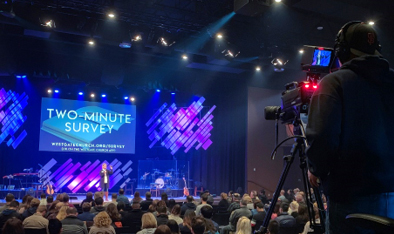 WestGate Church Enhances Multi-Campus Live Video Delivery with Z-HD5500