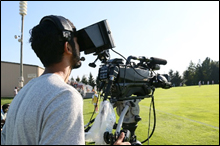 HITACHI Cameras Enable Superior Stadium and Mobile Truck Productions at University of Toledo